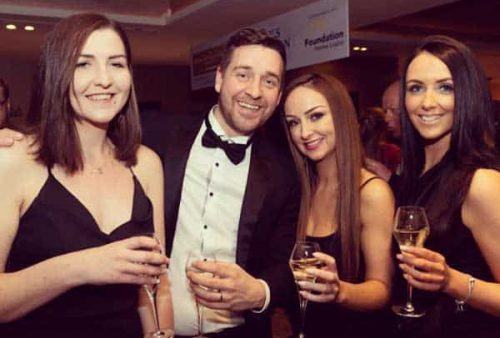 The team at the British Specialist lending Awards 2019