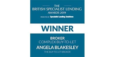 The British Specialist Lending Awards winner Angela Blakesley