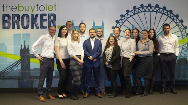 The Buy to Let Broker Mortgage Sleepout 2018