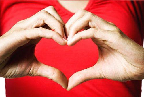 Vital Signs Foundation heart