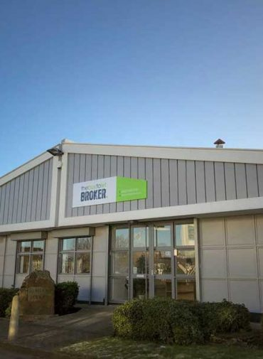 The Buy to Let Broker building front