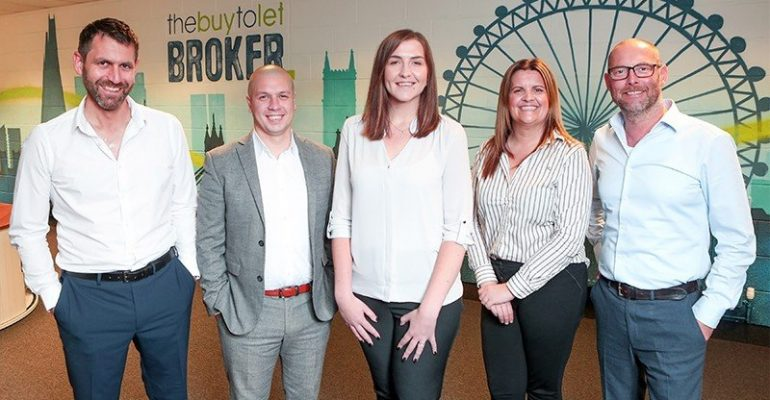 New Recruits at The Buy to Let Broker news