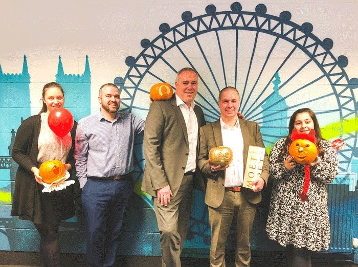 Landbay Pumpkin Carving Contest 2019