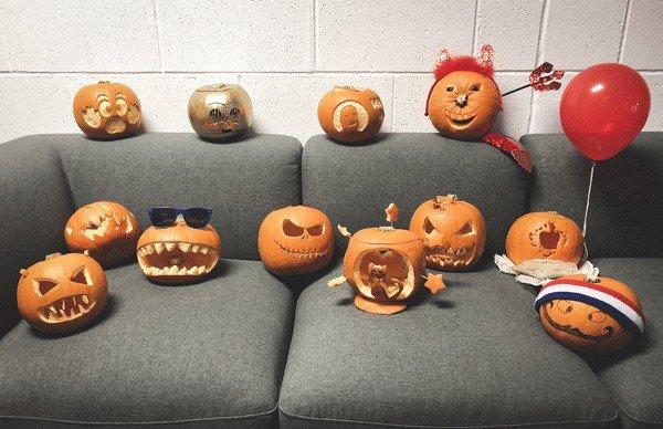 Landbay Halloween pumpkins 2019