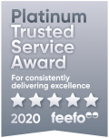 The Buy to Let Broker Feefo Platinum Winner