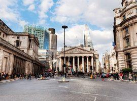 Bank Of England Drop Base Rate London