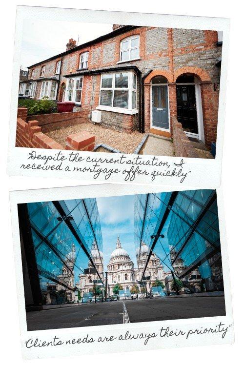 Mortgage Testimonials Coronavirus London