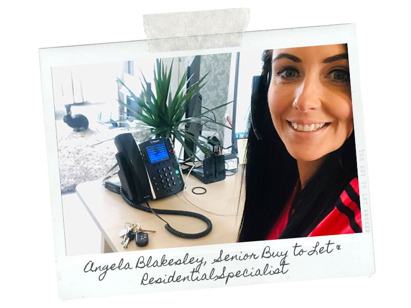 Angela Blakesley Mortgage Broker