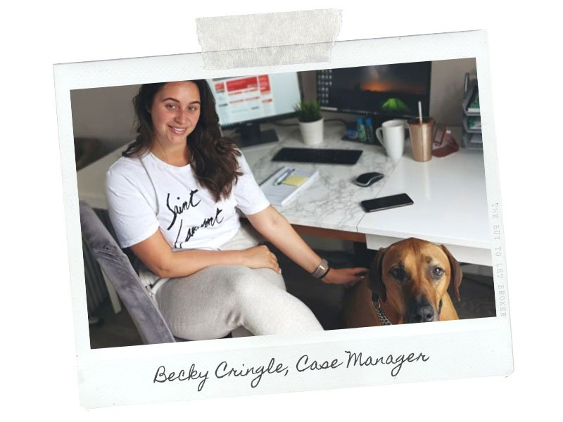 Becky Cringle Case Manager