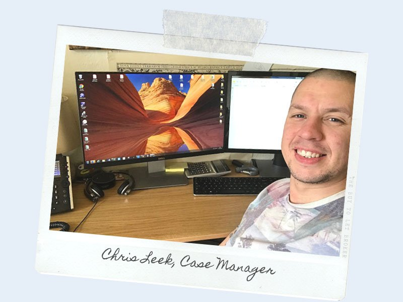 Chris Leek Case Manager