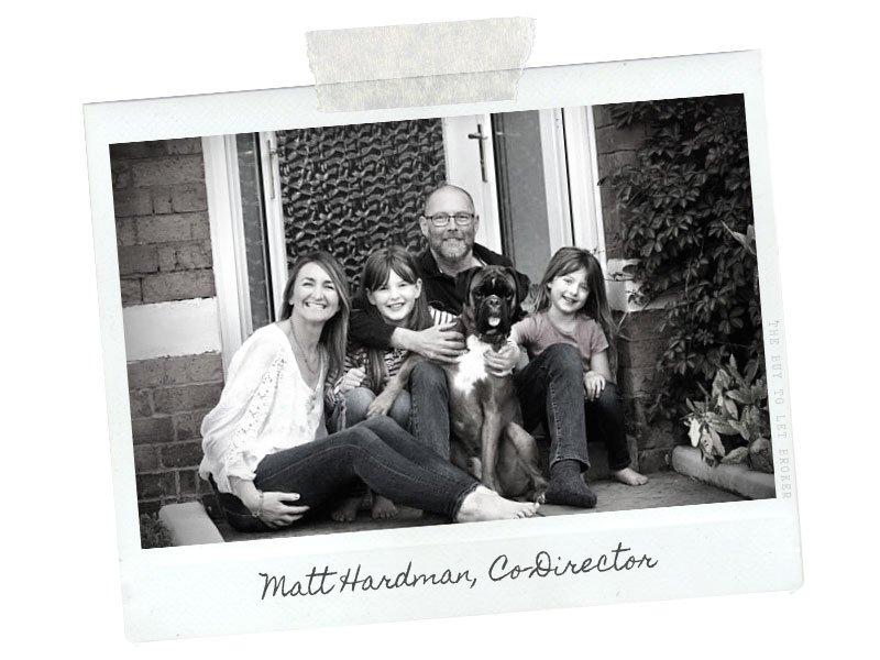Matt Hardman Co-Director