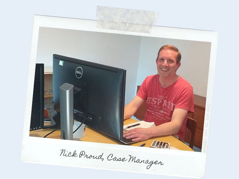Nick Proud Case Manager