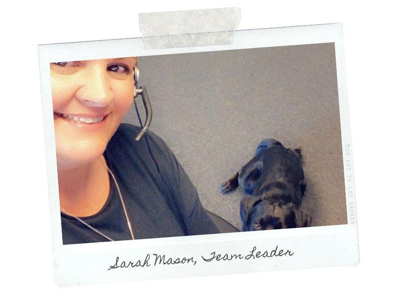 Sarah Mason Team Leader