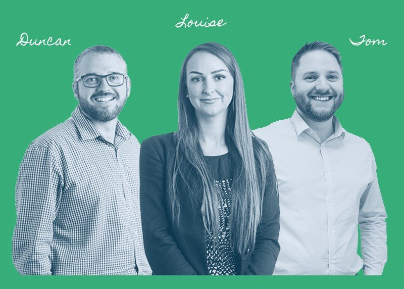 The Buy to Let Broker Bridging Finance Team