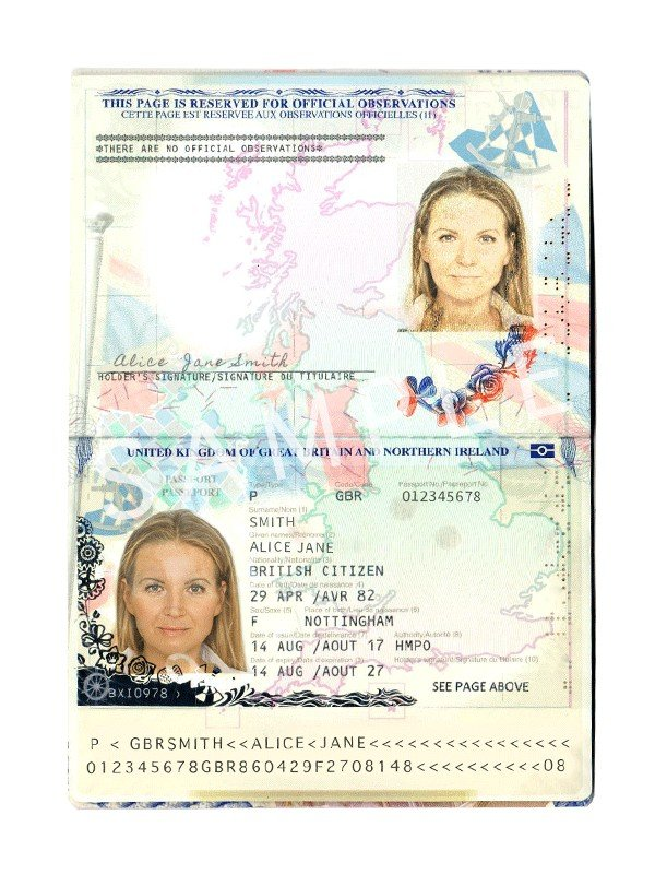 The Buy to Let Broker passport sample
