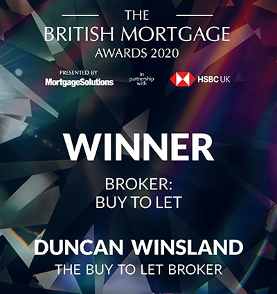 Duncan Winsland Best Mortgage Broker 2020