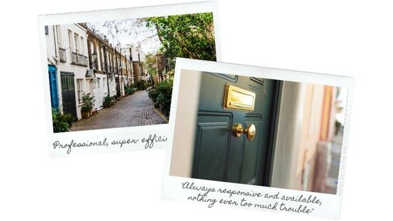 The Buy to Let Broker Front Door London