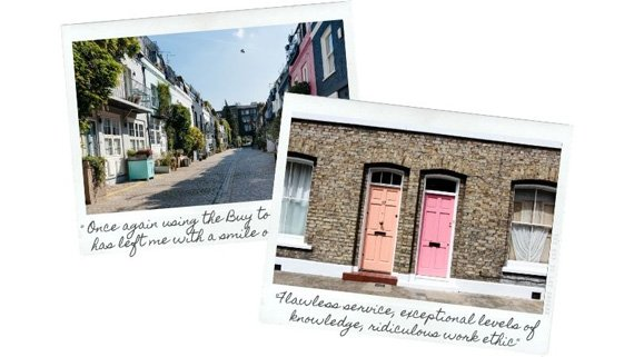 The Buy to Let Broker Street Doors