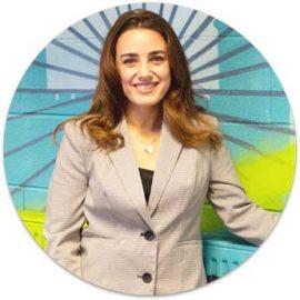 Sophie Holmes Case Manager