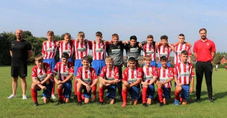 Ribble Wanderers U15